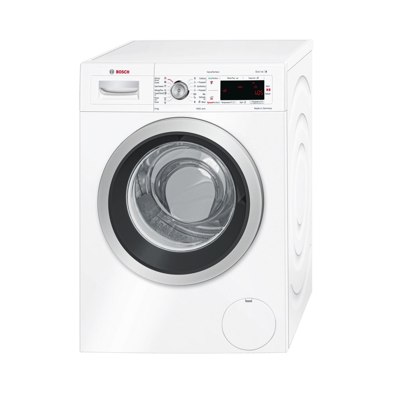 Máy giặt BOSCH HMH.WAW28480SG Serie 8
