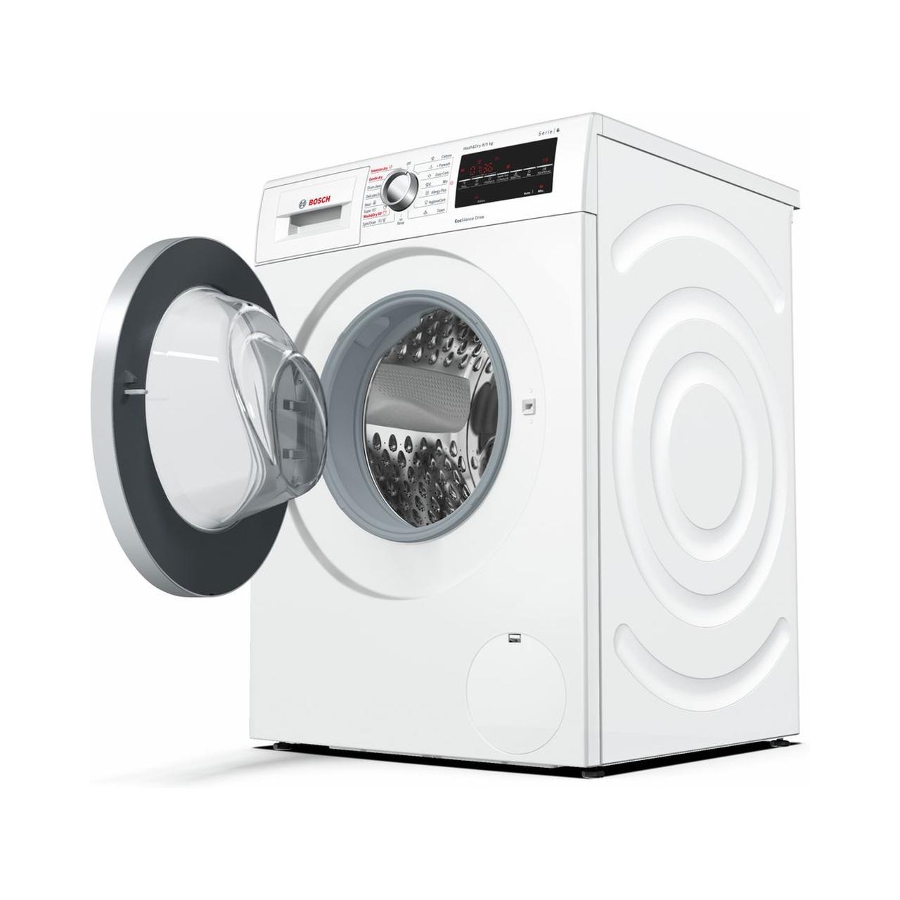 Máy giặt kết hợp sấy BOSCH HMH.WVG30462SG Serie 6