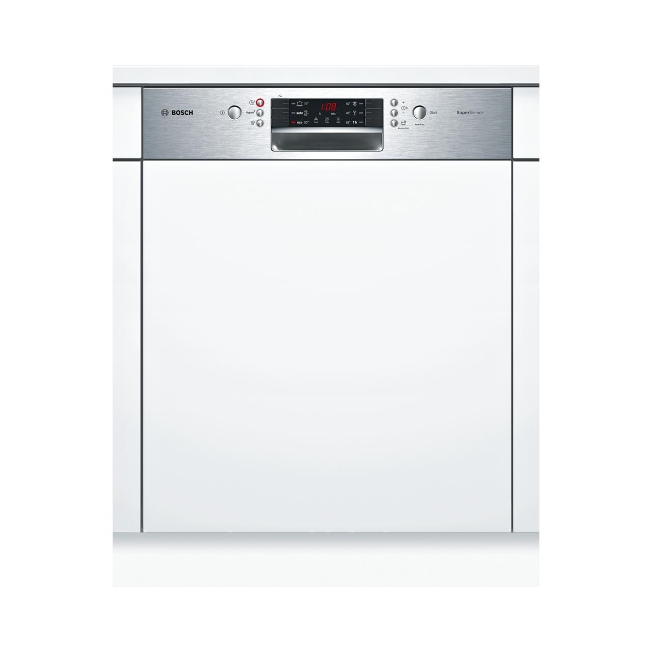 Máy rửa bát âm tủ BOSCH SMI46IS09E Serie 4