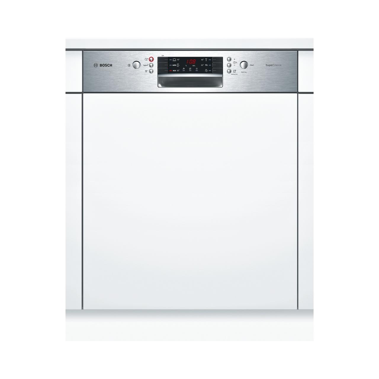 Máy rửa bát âm tủ BOSCH SMI46KS01E Serie 4