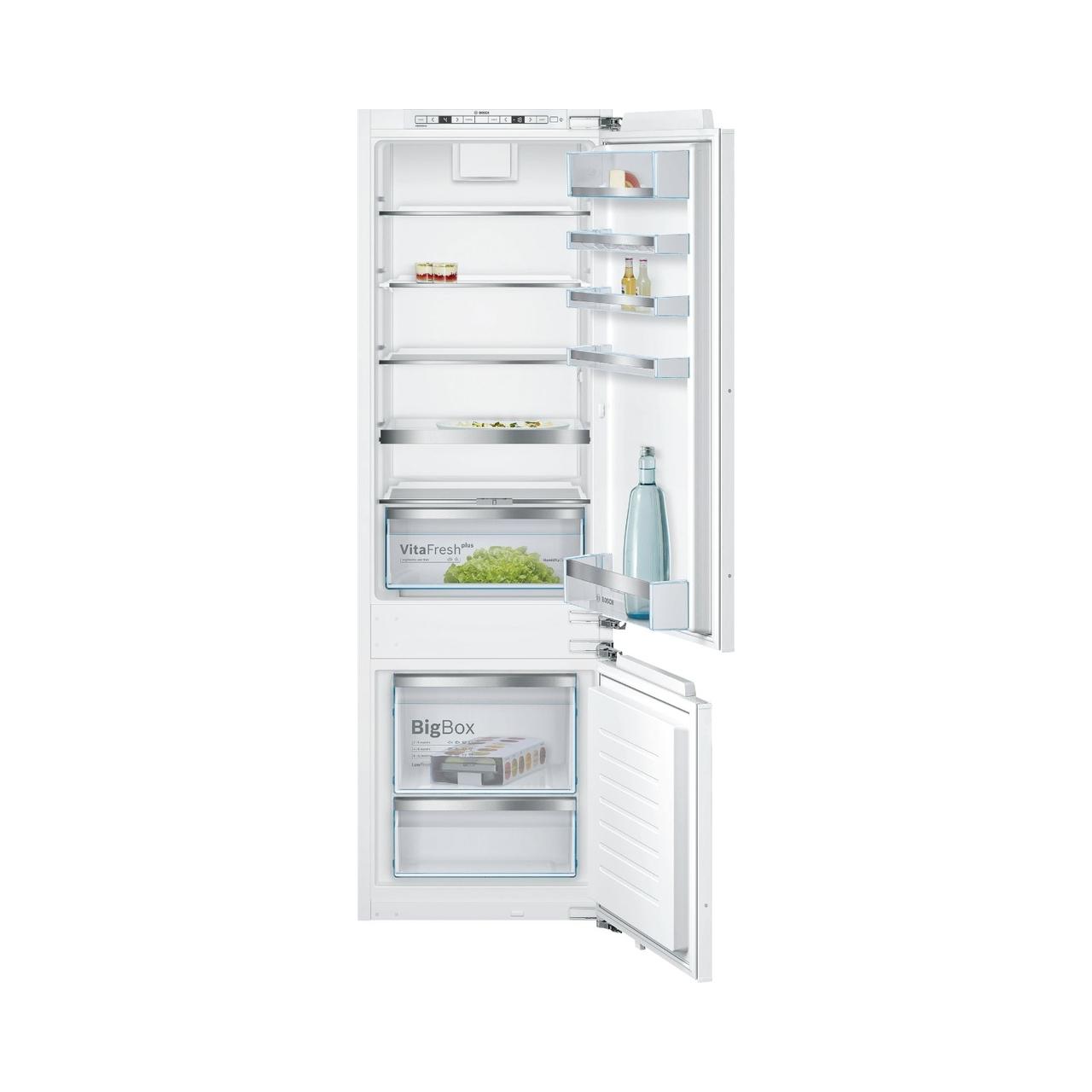 Tủ lạnh âm tủ BOSCH HMH.KIS87AF30T Serie 6