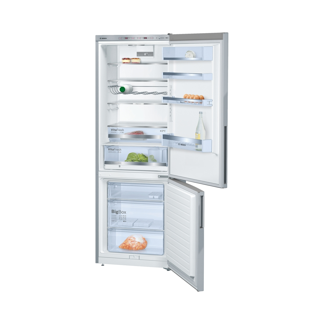 Tủ lạnh đơn BOSCH KGE49AL41 Serie 6