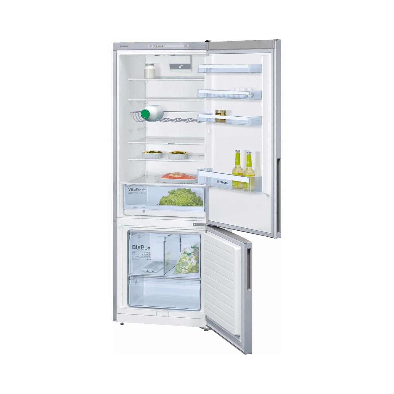 Tủ lạnh đơn BOSCH KGV58VL31S Serie 4